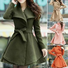 one day, if I practise VERY much I will sew : Fall Coats