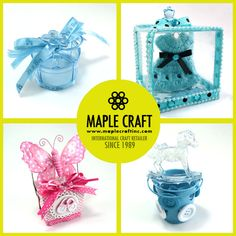 www.maplecraftinc.com for your crafts and party needs!