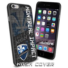 MLS Soccer Montreal Impact football club ,iPhone 6 Smartp…