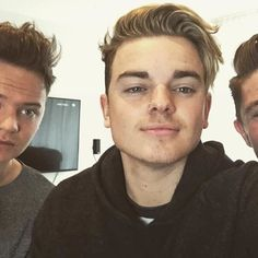 Conor, Jack and Mikey Connor Maynard, Jack And Conor Maynard, Most Popular Youtubers, British Youtubers, Buttercream Squad, Georgia, Bae, Joe Sugg