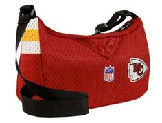 NFL Kansas City Chiefs Jersey Purse by Little Earth. $17.69. Save 45%!