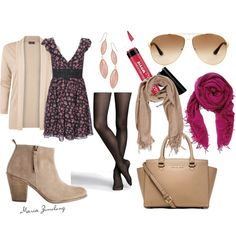 A fashion look from August 2014 featuring Project D London dresses, MANGO jackets and Express tights. Browse and shop related looks.