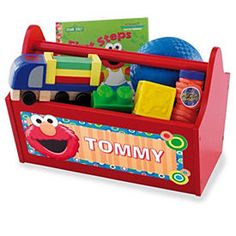 A Personal Creations Exclusive! Sturdy and easy to tote, our Sesame Street storage caddies hold cars, dolls, art supplies — and anything else your toddler can think of. We personalize with any name, up to 9 characters Room Ideas Bedroom, Bedroom Themes, Room Decor, Storage Caddy, Garage Storage, Cute Gift Boxes, Cute Gifts, Sesame Street Room, Disney Baby Toys
