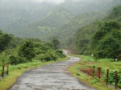 Chiplun Nature View lacated at Ratnagiri district in the state of Maharashtra.