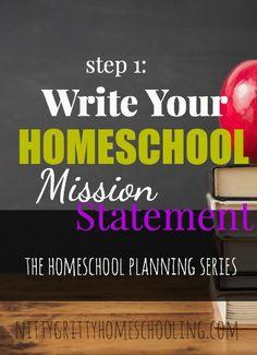 Write Your Homeschoo