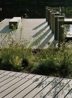 Sandgrund Park | Karlstad Sweden | Photo © Thorbjörn Andersson with Sweco Architects.