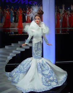 Miss Sweden 2013/14 by Ninimomo Dolls
