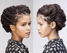 29 senegalese twist hairstyles for black women updo senegalese senegalese twists 60 ways to turn heads quickly pmusecretfo Image collections