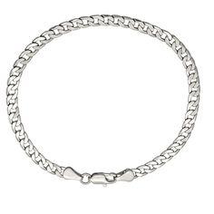Pori Men's 14k Gold Cuban Chain Bracelet
