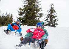 Sledging and tobogganing are ingrained in our memories. Reconnect with your inner child. There are 7 runs in our hometown, St. Tyrol Austria, Inner Child, Winter Activities, Children, Boots, Young Children, Crotch Boots, Boys, Kids