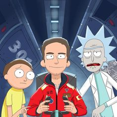 Logic On Rick And Morty