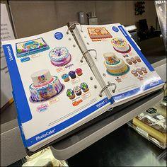 Walmart Cakes, Binder Decoration, Ring Cake, Store Fixtures, Food Coloring, Cake Decorating, Bakery, Creative, Recipes