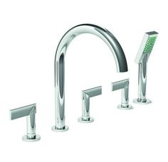 contemporary kitchen faucet hansgrohe pura vida tub filler with shower http 2487