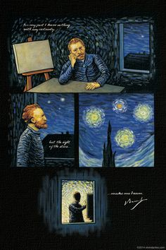 Vincent Van Gogh Inspirational Quote: The sight of the stars Art Print by Elvin Dantes - X-Small Vincent Van Gogh, Van Gogh Tapete, Desenhos Van Gogh, Van Gogh Wallpaper, Van Gogh Quotes, Plakat Design, Arte Obscura, Van Gogh Art, Van Gogh Paintings