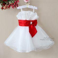 2015 muchachas calientes de la venta vestidos de noche de cumpleaños de los cabritos del partido con lazo rojo para niños desgaste del verano GD21115 11 en Vestidos de Bebés en AliExpress.com   Alibaba Group