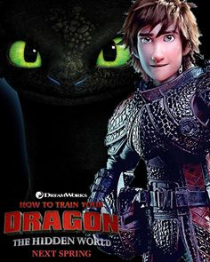 nly a few more days until the trailer. I'm pretty nervous tbh. - - - #httyd3 #howtotrainyourdragon3 #httyd #howtotrainyourdragon #httyd2