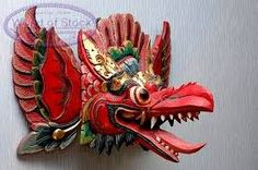 Image result for indonesian mask