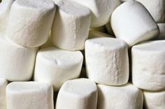 I love it! Vegan Marshmallows! Gosh, it's so easy being Vegan!