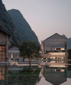 vector architects transforms sugar mill into hotel complex in southern china