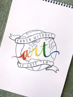 earth without art is just eh // ig: @meshellg12art // pinterest: @meshellg12