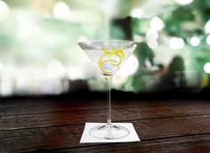 Create the Ketel One Vodka Martini drink recipe. Stir Ketel One Vodka with ice, strain and garnish with a lemon twist or olive.