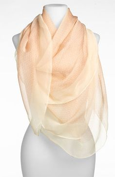 absolutely lovely Tory Burch scarf!!