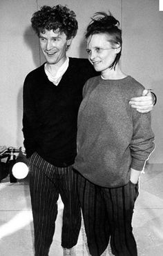 Malcolm McLaren, who died on 8 April managed the Sex Pistols and was synonymous with the punk movement Vivienne Westwood, Fashion Mode, Punk Fashion, Fashion Styles, Street Fashion, Fashion Brands, Ibiza, Mode Punk, Elisabeth Ii