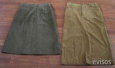 Lote de dos faldas de pana  Caracteristicas:  - usadas (muy bien conservadas) - las do ..  http://leon-city.evisos.es/lote-de-dos-faldas-de-pana-id-659193