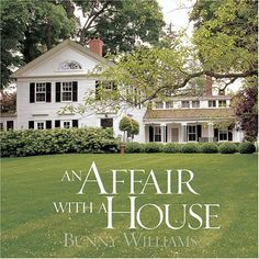 Library + Bookshelf Decorating Ideas. 15 Ways to Decorate with Pantone Color of the Year 2017: Bunny Williams' classic coffee table book, An Affair with a House.