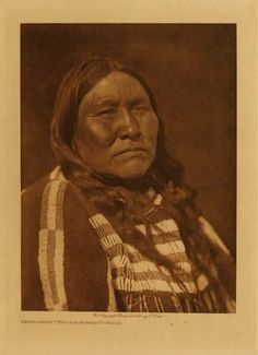 American Indians : Kaistosinikyi Kill-For-Nothing - Blood.