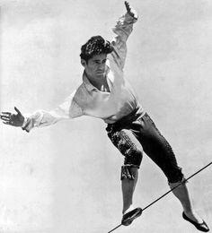 Con Colleano (c.1935) Photo: Ringling Bros. and Barnum & Bailey Circus