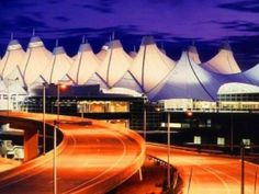 Denver Airport--(one absolutely amazing airport!!  slj)