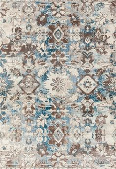 Royalty, Ivory Distressed Moroccan Oriental Rug | Area Rugs Cheap - Bargain Area Rugs