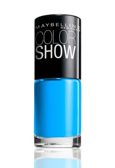 Maybelline Color Show - Shocking Seas...