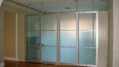 Pax Doors Stolmen Post Carmina Ocampo Brown Sliding Door Room Divider