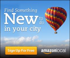 Join Amazon Local for 50-90% off Local & National Deals!