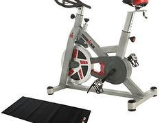 IRONMAN Fitness H-Class 520 Magnetic Tension Indoor Training Cycle with Bluetooth, BONUS My Cloud Fitness Chest Belt and added BONUS Equipment Mat | Top Exercise Bikes Reviews