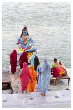 Offerings to Lord Shiva , India