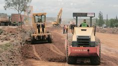 Clearing agents stage demo in Malaba town
