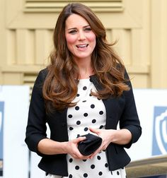"""Kate Middleton Is """"Nervous"""" to Give Birth, But """"Feeling Great"""""""