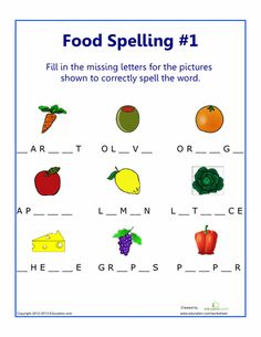Printables 2nd Grade Spelling Worksheets grade 2 free printables and 2nd spelling on pinterest summer worksheets food 1