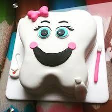 Resultado de imagen para tortas con formas de dientes