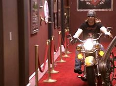 Red carpet Bret Michaels Friday 4.27.12!
