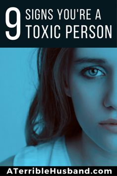 Are you a toxic person? Here are 9 ways to tell if you're bringing a toxic personality to your relationship. Toxic Friendships, Toxic Relationships, Healthy Relationships, Dysfunctional Relationships, Healthy Marriage, Marriage Relationship, Marriage Advice, Relationship Red Flags, Unhappy Marriage