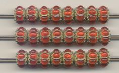 Tom's fire opal crown jewels, being offered from my facebook page.