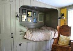 Wooden Alcove Bedroom Roundup | Remodelista