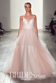 Brides: Blush by Hayley Paige Wedding Dresses - Fall 2017 - Bridal Fashion Week