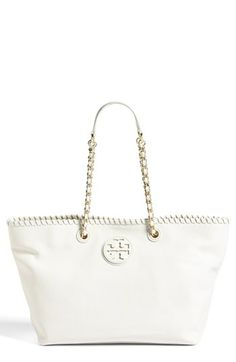 Tory Burch 'Small Marion' Tote available at #Nordstrom