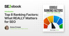 Key Takeaway: E-A-T Impacts All Ranking Factors Factors, Steve Davis, User Flow, The Searchers, Seo Ranking, Seo Strategy, Search Engine Optimization, Continue Reading, Engineering
