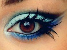 Cool Eye Makeup Designs - Eye Makeup Design